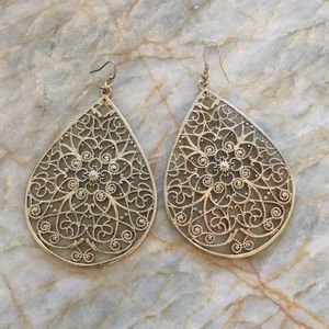 Detailed Earrings